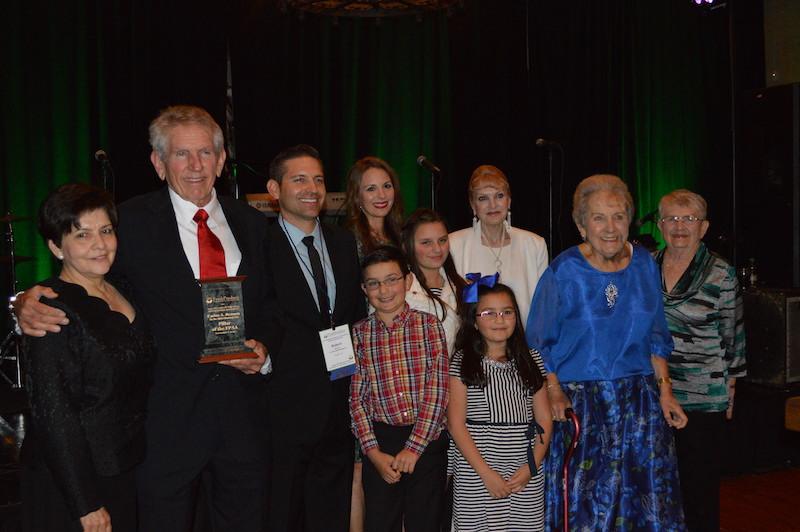 Carlos A. Bennen Awarded 2015 Pillar of FPAA