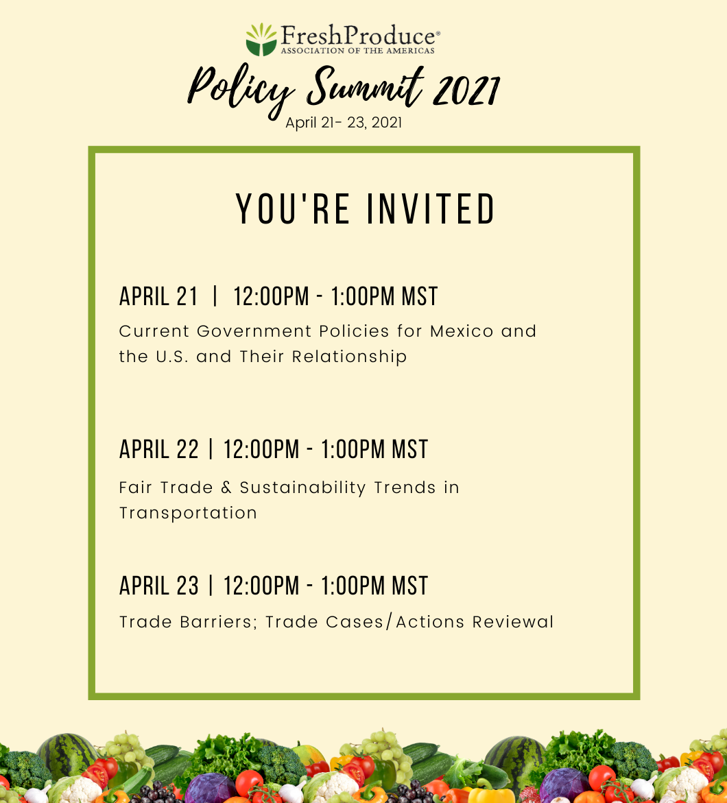 Spring Policy Summit 2021