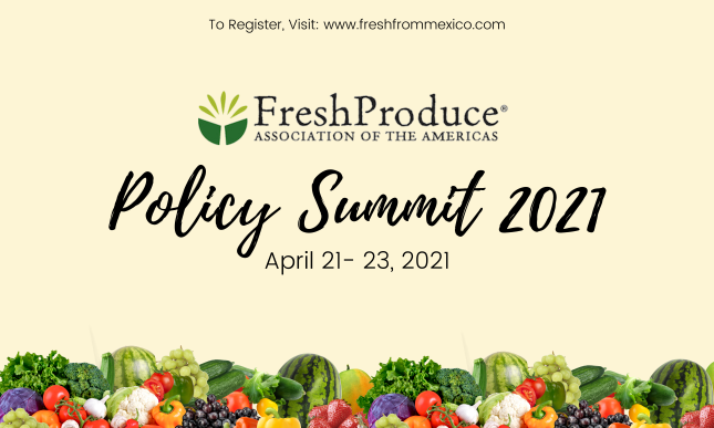 FPAA Announces Exciting Lineup for Annual Policy Summit  Focused on Advancing The Imported Produce Industry